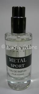Yodeyma METAL SPORT Eau de Parfum 15 ml mini Profumo Uomo no tappo no scatola