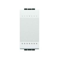Deviatore bianco BTicino N4003N Living Light