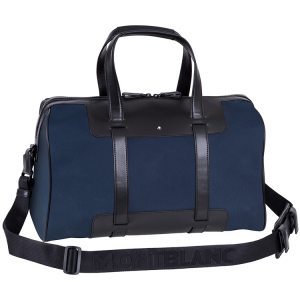 Borsa Bagaglio a Mano Montblanc NightFlight Blue