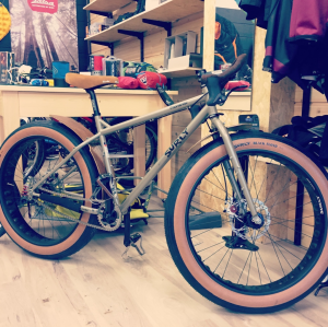 Surly Moonlander Single Speed Edition