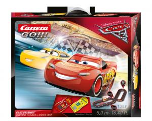 CARRERA GO!!! PIXAR CARS 3 - FAST FRIENDS