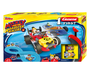 CARRERA FIRST! MICKEY AND THE ROADSTER RACER  20063012