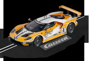 CARRERA DIGITAL 132 FORD GT RACE CAR No. 02 cod. 20030786