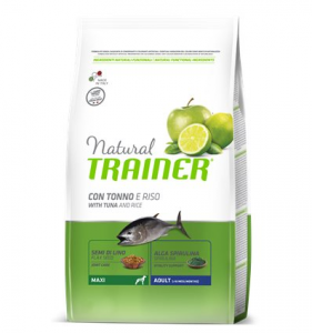 Natural Trainer Adult Maxi Tonno 3 kg