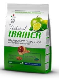 Natural Trainer Maxi Adult Prosciutto 3 Kg