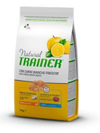 Natural Trainer Small & Toy  Light con Carni Bianche Fresche 800 g