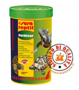 Sera reptil Professional Herbivor Tartarughe - Iguane  80gr.