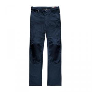 BLAUER KEVIN Pantaloni Moto Uomo - Blu
