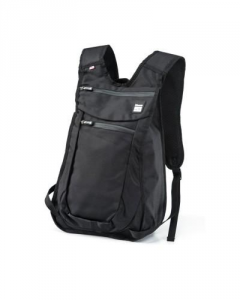 BLAUER PARACHUTE Backpack - Matt Black