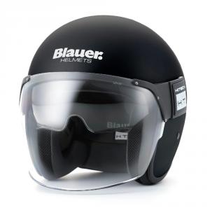 BLAUER POD Jet Helmet - Matt Black
