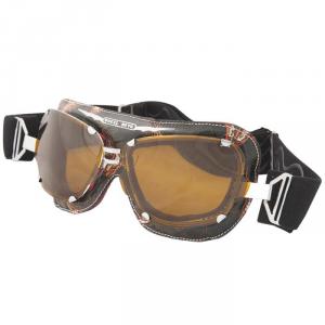 BARUFFALDI SUPERCOMPETITION ORANGE BULL Helmet Goggles - Black