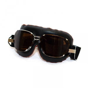 BARUFFALDI SUPERCOMPETITION Helmet Goggles - Black and Orange
