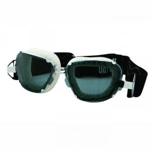 BARUFFALDI INTE 259 Helmet Goggles - Striped White