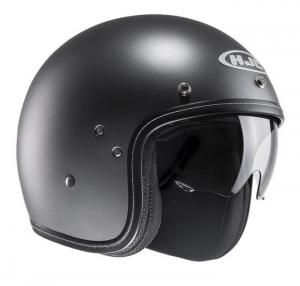 HJC FG 70S SEMI FLAT Jet Helmet - Matt Titanium Grey