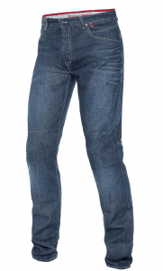 DAINESE BONNEVILLE SLIM Motorcycle Jeans - Mid Blue
