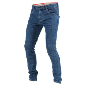 DAINESE SUNVILLE SKINNY Motorcycle Jeans - Blue