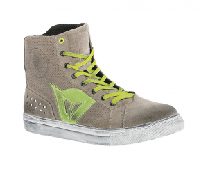 DAINESE STREET BIKER AIR Man Shoes - Grey and Green