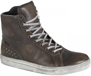 DAINESE ROCKER D-WP Man Shoes - Brown