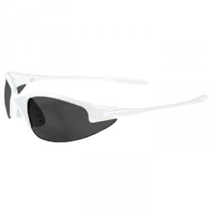 Viola Accent plastica nera armi Smoke Lens protezione UV Occhiali da sole unisex hzeP71nqNt