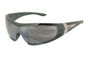 BARUFFALDI MYTO Sunglasses - Forest Green