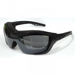 BARUFFALDI AN MAY Motorcycle Goggles - Black