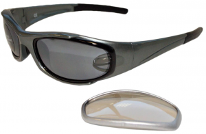 BARUFFALDI TAEG Sunglasses - Silver