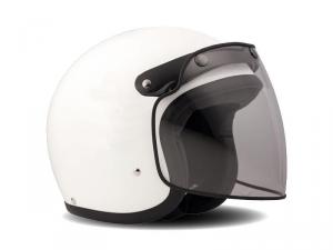 DMD VINTAGE FLIP-UP Helmet Visor - Clear