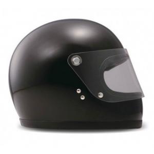 DMD ROCKET Full Face Helmet - Black