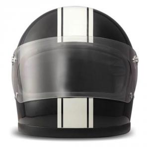 DMD ROCKET RACING Full Face Helmet - Black