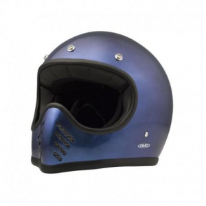 DMD SEVENTYFIVE Full Face Helmet - Metallic Blue