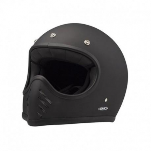 DMD SEVENTYFIVE Full Face Helmet - Matt Black