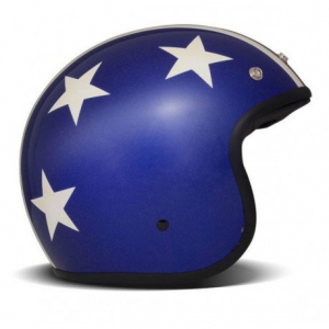 DMD VINTAGE CAPTAIN Jet Helmet - Blue
