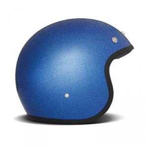 DMD VINTAGE GLITTER Jet Helmet - Blue
