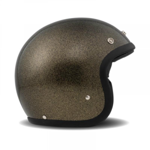 DMD VINTAGE GLITTER Jet Helmet - Bronze