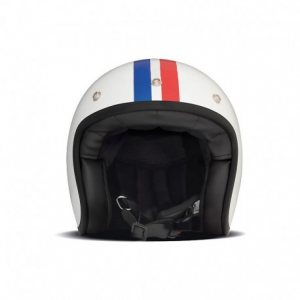 DMD VINTAGE TRIPLE Jet Helmet - White