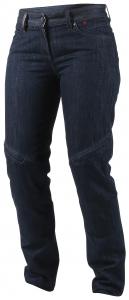 DAINESE QUEENSVILLE Jeans Moto Donna - Blu