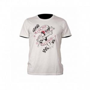 Calavera Rokker donna Grigio Calavera T shirt M scuro Rokker E77rzq
