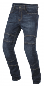 ALPINESTARS CRANK DARK RINSE Jeans Moto - Blu Scuro