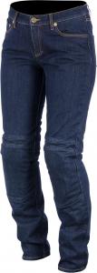 ALPINESTARS KERRY TECH INDIGO Jeans Moto Donna - Blu Scuro