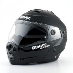 BLAUER SKY Modular Helmet - Matt Black