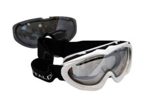 BARUFFALDI SARAT Helmet Goggles - White