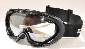 BARUFFALDI SARAT Helmet Goggles - Black