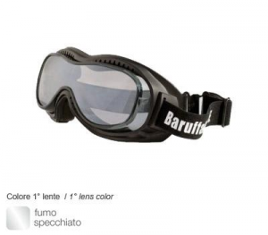 BARUFFALDI SPEED 1 Helmet Goggles - Black