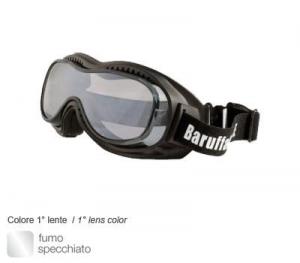 BARUFFALDI SPEED 1 Occhiali per Casco - Nero