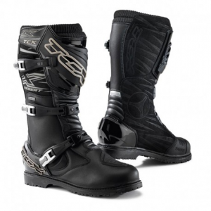 TCX Touring Adventure X-DESERT GORE-TEX® Man Boots - Black