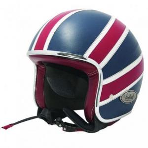 BARUFFALDI ZEON VINTAGE JACOBUS Jet Helmet - Multicolor