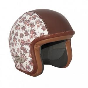 BARUFFALDI ZEON VINTAGE TETTI Jet Helmet - Multicolor