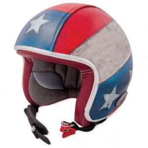 BARUFFALDI ZEON VINTAGE AMERICA Jet Helmet - Multicolor