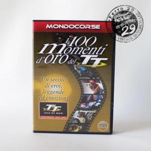 MONDOCORSE I 100 Momenti d'Oro del TT - Video DVD