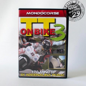 TT ON BIKE 3 -  DVD